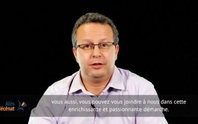Réalisations d'une série de vidéos de présentation du fonds de dotation Alès Mécénat et des acteurs économiques qui l'animent