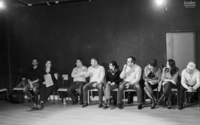 Réalisation d'une vidéo de présentation au Cours Florent de Leader Médias, un projet de Leader Occitanie
