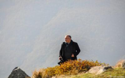 Ozil Conseil en reportage photo pour le projet «Cévennes»